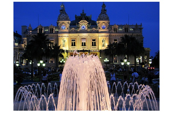 "The famous ""Casino de Monte-Carlo""  by  photographerglen"