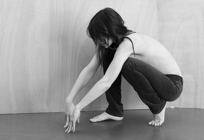 Charlotte Gainsbourg's denim collection with Current/Elliott