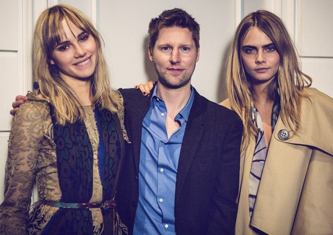 Christopher Bailey makes £5.2 million on Burberry shares