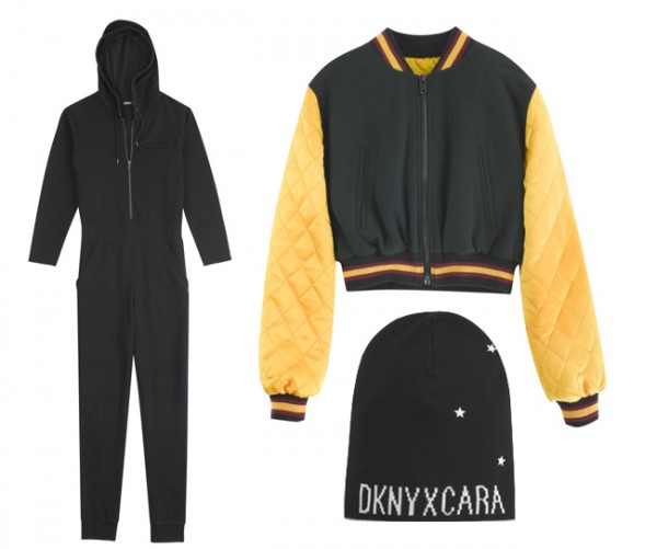 First look at Cara Delevingne's DKNY collection – and the press release she wrote herself!