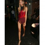 Birthday girl Jourdan Dunn smoulders in Stella McCartney