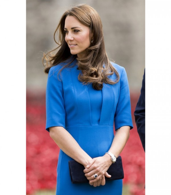 Kate Middleton is ready for baby number 2!