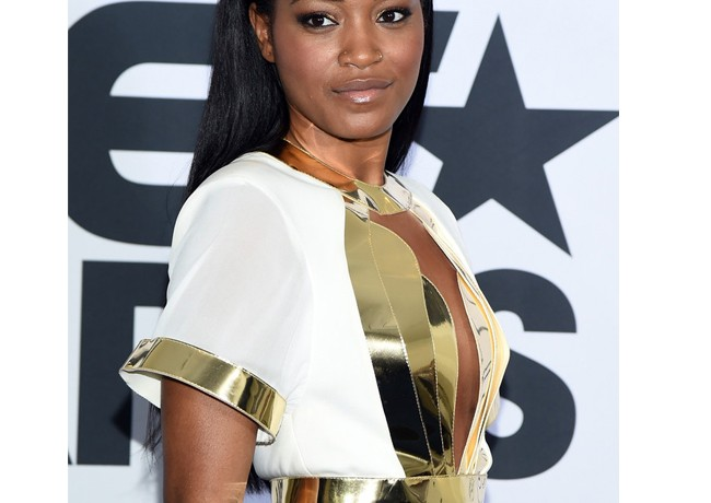 Meet Keke Palmer, the first black Cinderella (complete with Stuart Weitzman glass slippers)