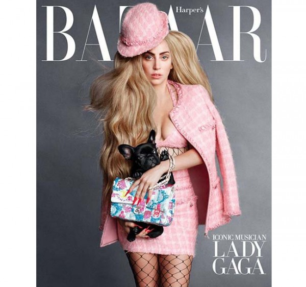 Lady Gaga, Penelope Cruz and Linda Evangelista get their own Harper's Bazaar US September cover