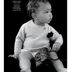 North West makes her modelling debut in head to toe Chanel