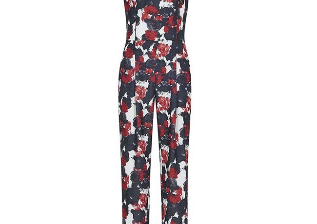 Lunchtime Buy: Reiss Sierra floral print jumpsuit