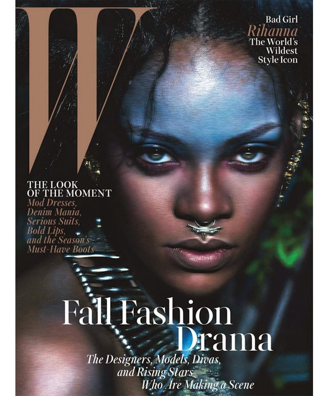 rihanna-w-september-cover