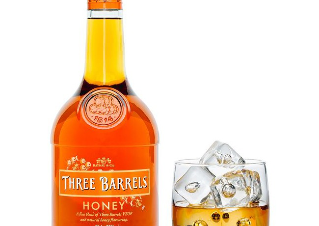 William Grant & Sons launch new Three Barrels Honey brandy