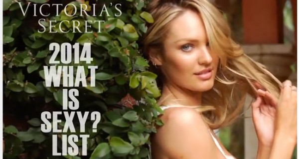 The Victoria's Secret Angels discuss what is sexy for 2014