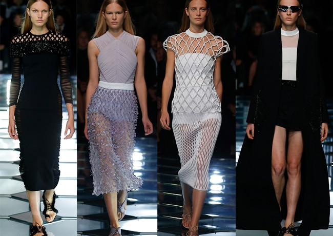 Paris Fashion Week SS15 highlights from Balenciaga, Dries van Noten, Rochas and more!