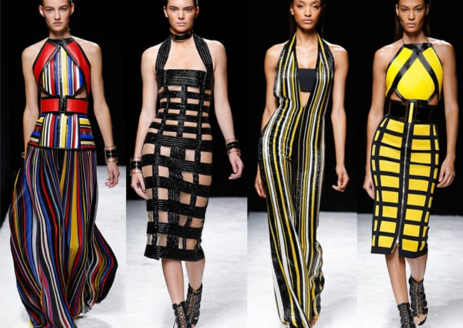Paris Fashion Week SS15 highlights from Balmain, Lanvin, Roland Mouret and more!