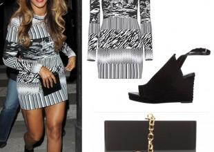 Get Beyonce's Balenciaga and Charlotte Olympia Paris look
