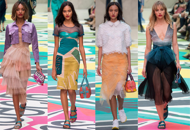 London Fashion Week SS15 highlights from Burberry, Tom Ford, Christopher Kane and more!