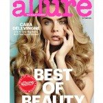 Cara Delevingne once again poses nude for Mario Testino, covers Allure's Best of Beauty issue