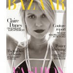 Claire Danes for Harper's Bazaar UK October