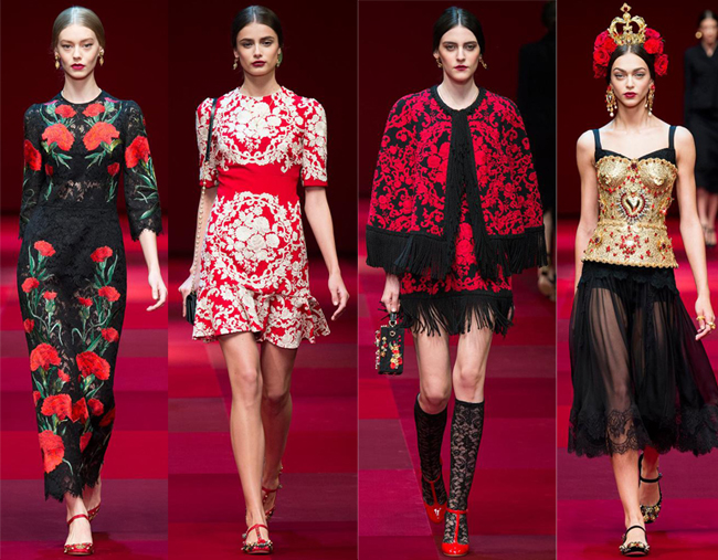 dolce-and-gabbana-milan-fashion-week-spring-summer-2015-ss15