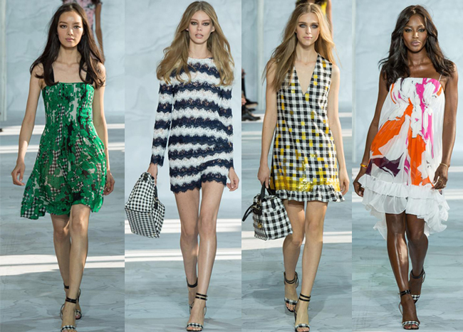 New York Fashion Week SS15 highlights from Diane von Furstenberg, Victoria Beckham, Alexander Wang and more