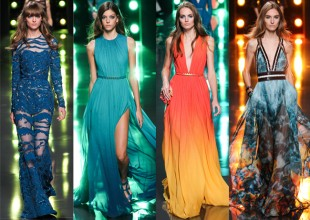 Paris Fashion Week SS15 highlights from Elie Saab, Stella McCartney, Saint Laurent, and more!