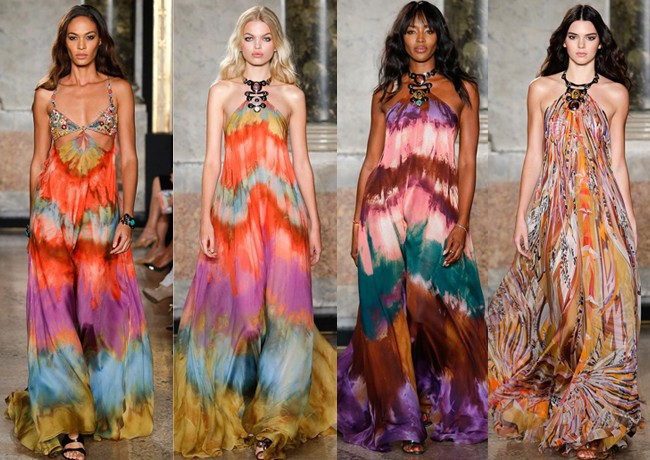 Milan Fashion Week SS15 highlights from Dolce and Gabbana, Emilio Pucci, Giorgio Armani and more!