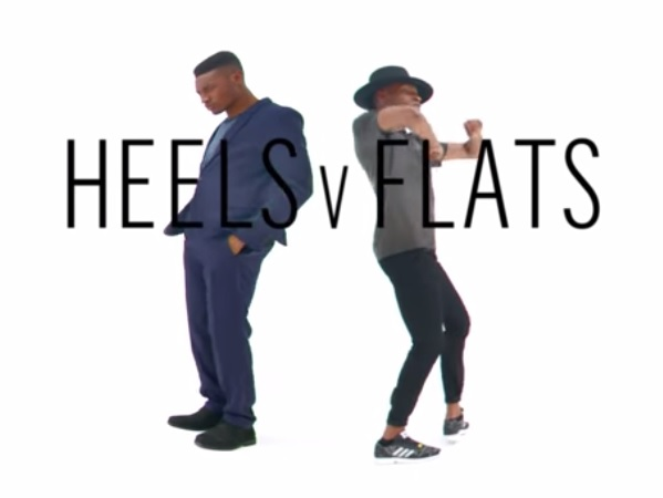 Are you a heels or flats kind of girl?