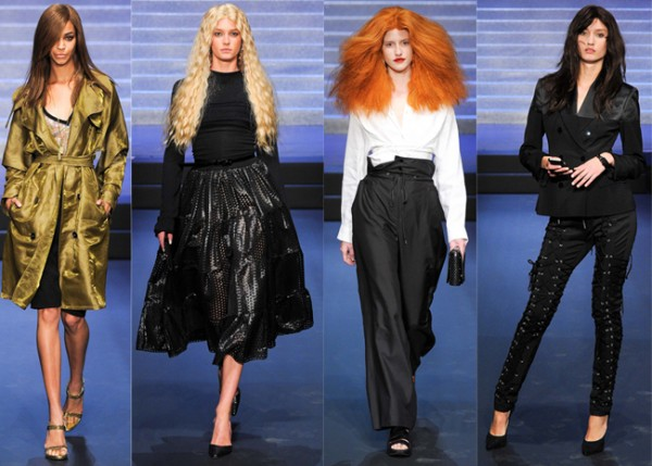 Paris Fashion Week SS15 highlights from Jean Paul Gaultier, Givenchy, and Celine