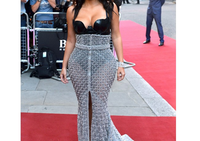 Kim Kardashian named GQ Woman of the Year!