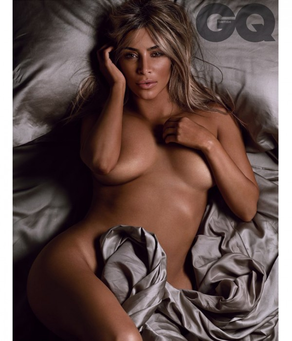 Kim Kardashian's nude GQ shoot, Erdem's London store, and Kendall Jenner for 50 Shades of Grey sequel?