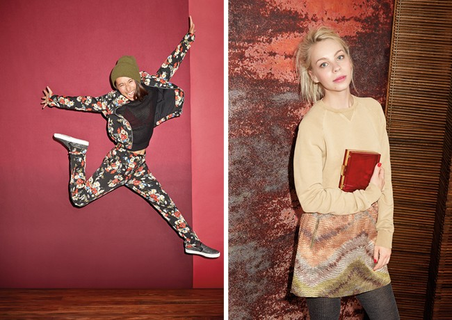 The TK Maxx AW14 Me by Me ad campaign is here!