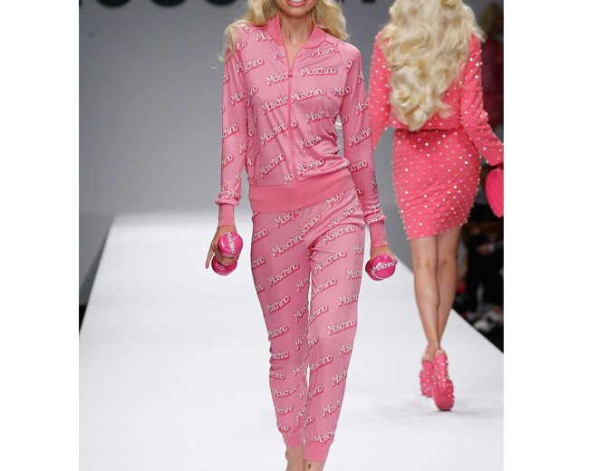 Barbie at Moschino, Lauren Conrad's wedding dress, and was Kendall Jenner bullied at NYFW?