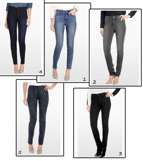 Five of our favourite jeans for the new season!