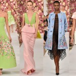 New York Fashion Week SS15 highlights from Oscar de la Renta, Jenny Packham, Rodarte and more!