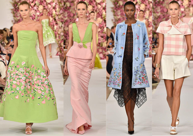 Oscar de la Renta Fall 2018 Ready-to-Wear Collection - Vogue 49
