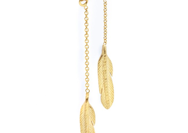 Lunchtime Buy: Phoebe Coleman 'Take Flight' earrings
