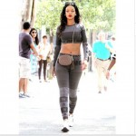First look at Alexander Wang for H&M… courtesy of Rihanna!