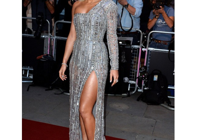 Rita Ora sparkles in Zuhair Murad Couture at GQ Men of the  Year awards