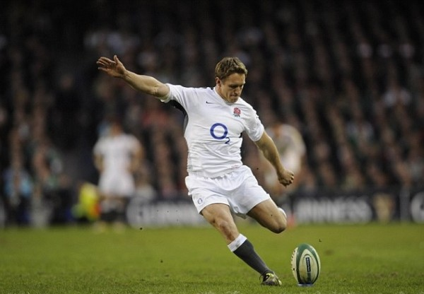 How did the England rugby shirt get the rose emblem?