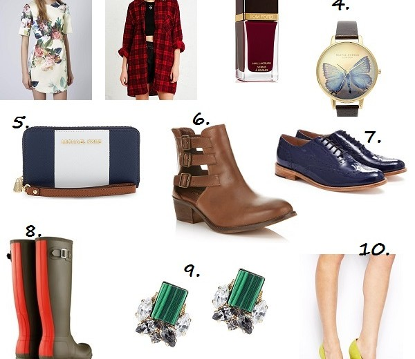 Go on…treat yourself! 10 stylish must-haves under £100