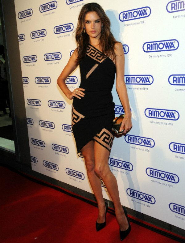 This week we're crowning Alessandra Ambrosio best dressed of the week