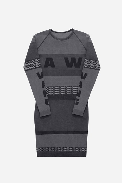 alexander wang for h&m dress