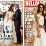 First look at Amal Alamuddin's wedding dress!