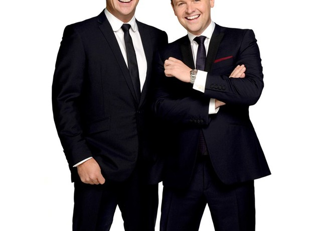 Ant and Dec hosting the 2015 Brit Awards!