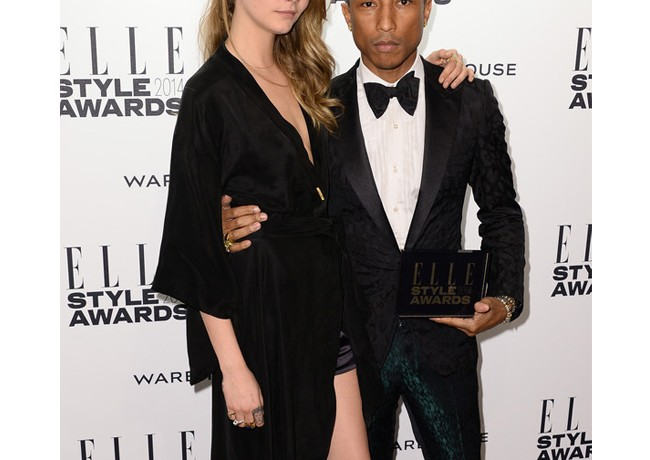 Everything we know about Cara Delevingne and Pharrell Williams' single