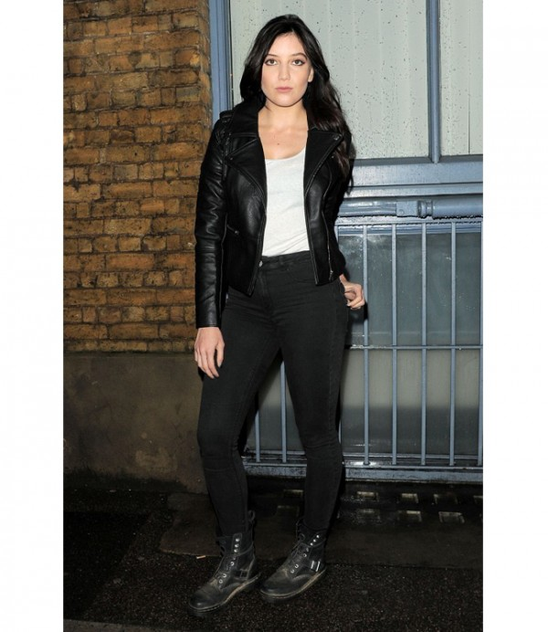Daisy Lowe is the British face of American Eagle!