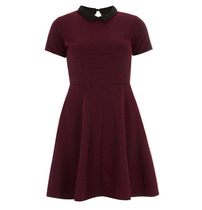 dorothy-perkins-dotty-burgundy-dress