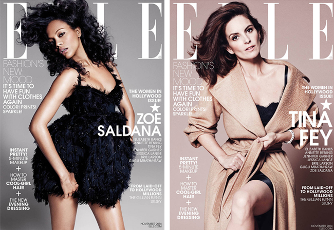 ell-us-november-2014-cover-women-in-hollywood-zoe-saldana-tina-fey