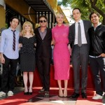 Kaley Cuoco Sweeting gets her star on Hollywood Walk of Fame