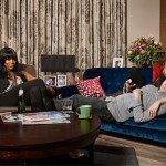 First look: Kate Moss and Naomi Campbell in Gogglebox