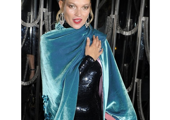 Kate Moss lands yet another TV gig