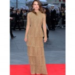 Keira Knightley's romantic Valentino Couture look at The Imitation Game premiere