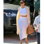 Did Kim Kardashian accidentally reveal that she's pregnant?